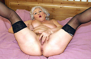 Private pics of old naked grannies