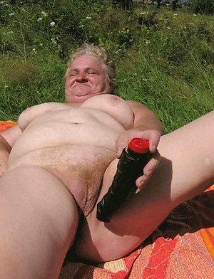 Amazing granny mature pics