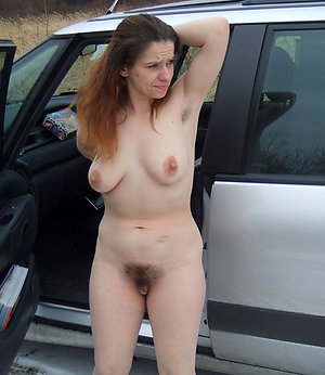 Best pics of mature hairy bush