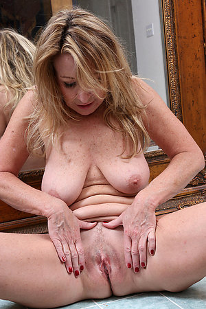 Pretty Tiffany milfs with big naturals