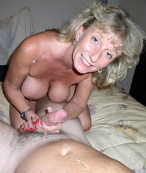 Private pics of mature horny old women