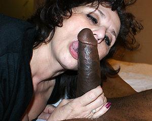 Xxx horny mature interracial sex