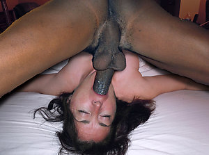 Amateur pics of mature wife interracial