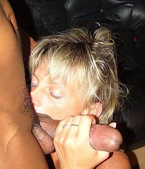 Real private interracial blowjob porn