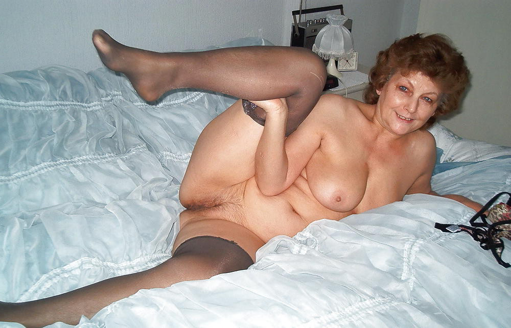 Real older women nude