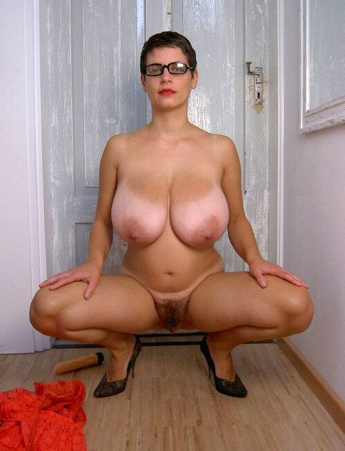 German Big Tits Anal Mature