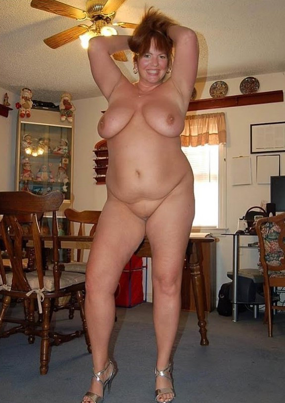 Women natural naked MILF and