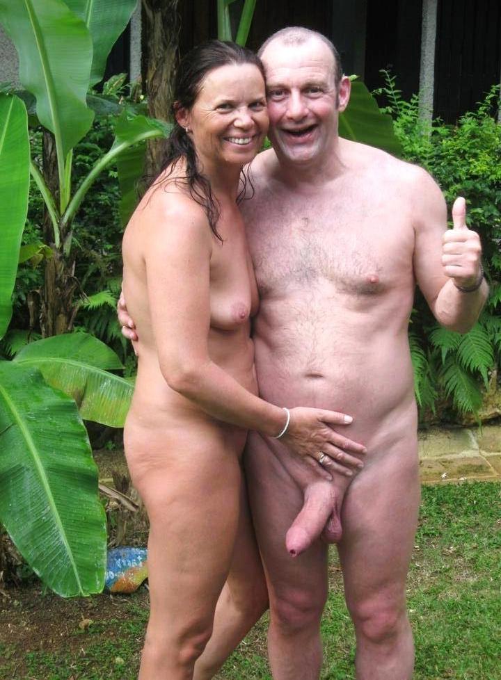 Nude couples mature Couple