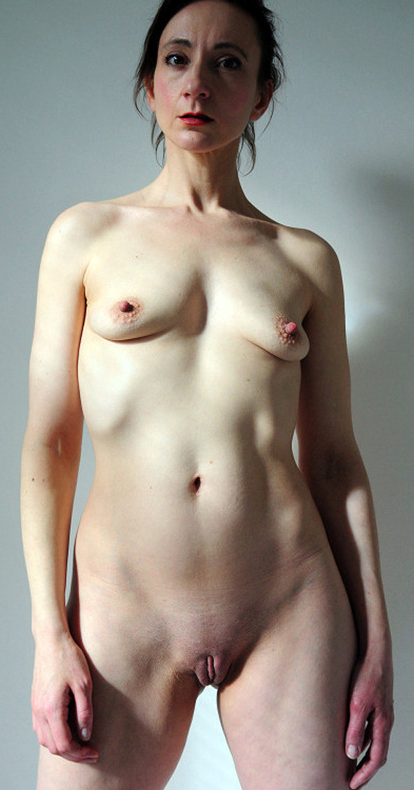 Mature Saggy Tits Hairy Pussy