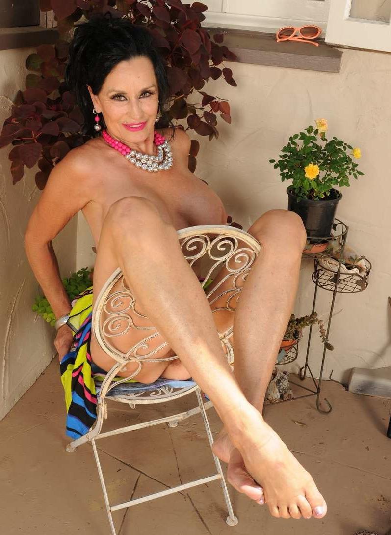 Orientals nude mature