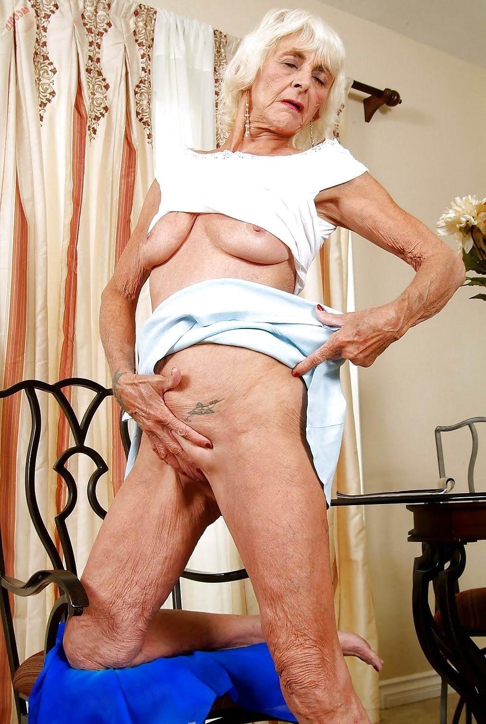 Naughty nude grannies