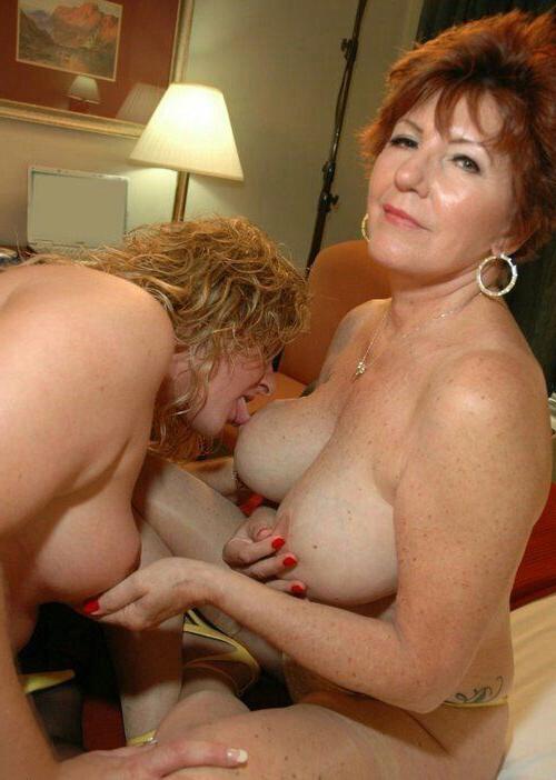 Old Lady Porn Lesbian