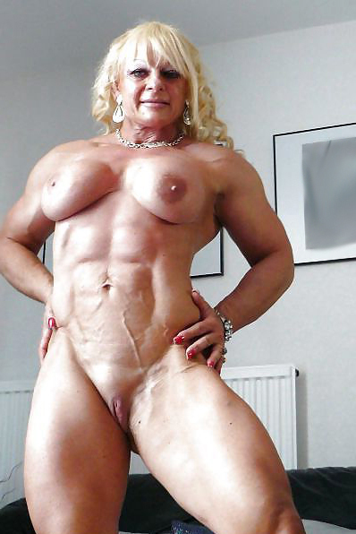 Muscle nude