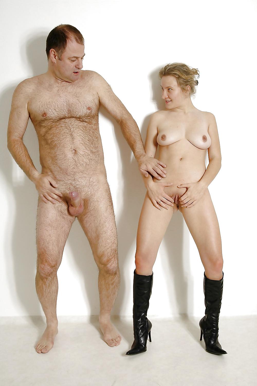Reife Nackte Paare